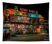 Dark Ride Tapestry