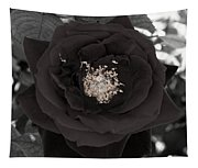 Dark Rose Tapestry