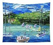 Darling Harbor II Tapestry