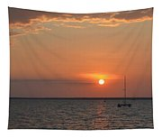 Fannie Bay Sunset 1.4 Tapestry