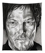 Daryl Dixon - The Walking Dead Tapestry