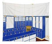 Das Interieur Iv, A Glove Shop, 1906 Tapestry