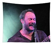 Dave In The Zone Tapestry