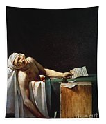 David: The Death Of Marat Tapestry