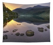 Dawn Of A New Day Tapestry