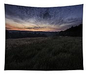 Dawn Over The Hills Tapestry