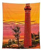 Dawn's Light At Little Sable Tapestry