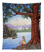 Day Dreams Tapestry