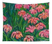 Day Lily Rush Tapestry