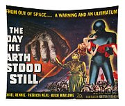 Day The Earth Stood Still Tapestry