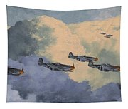 Daydreams Over Cambridgeshire Tapestry