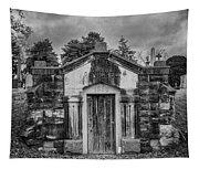Dead Man's Castle Tapestry