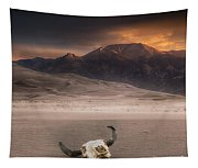 Death In The Desert Tapestry