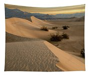 Death Valley Mesquite Flat Sand Dunes Img 0177 Tapestry