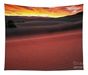 Death Valley Sunrise Tapestry