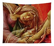 Deatil From The Lamentation Of Christ Tapestry