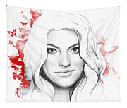 Debra Morgan - Dexter Tapestry