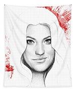 Debra Morgan Portrait - Dexter Tapestry