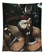 Decoys Tapestry