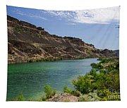 Deep Lake - Washington State Tapestry
