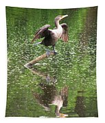 Deep Reflections Tapestry