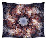 Deep Sea Creature Tapestry