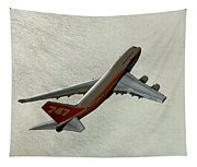Definition - Boeing 747 Tapestry