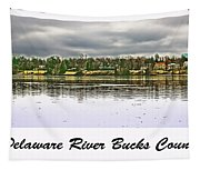 Delaware River Bucks County Tapestry