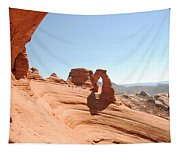 Delicate Arch 1 Tapestry