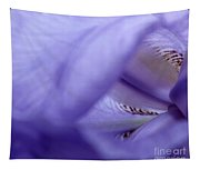 Delicate Purple Tapestry