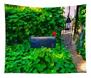 Deliver The Mail Tapestry