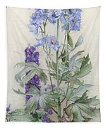 Delphiniums Tapestry