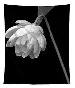 Demure Lotus Tapestry