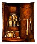 Dentist - The Dental Cabinet Tapestry