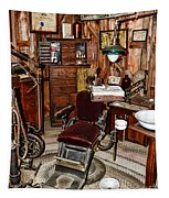 Dentist - The Dentist Chair Tapestry