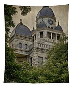 Denton County Courthouse Tapestry