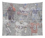 Denver Broncos Legends Tapestry