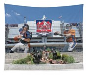 Denver Broncos Sports Authority Field Tapestry