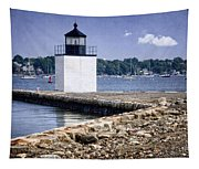 Derby Wharf Light Tapestry