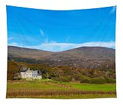 Derrynane House The Home Of Daniel Tapestry