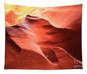 Desert Flames Tapestry