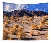 Desert Light And Shadow Tapestry