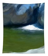 Desert Pool Tapestry