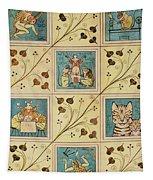 Design For Nursery Wallpaper Tapestry