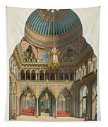 Design For The Entrance Hall Tapestry