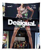 Desigual Storefront Tapestry