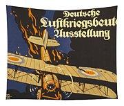 Deutsche Luftkriegsbeute Ausstellung Tapestry
