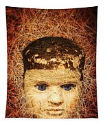 Devil Child Tapestry