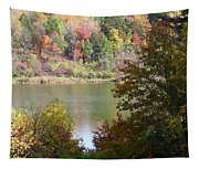 Devils Bathtub Tapestry