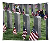Dfw National Cemetery Tapestry